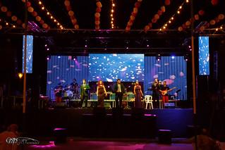 Orquesta Dynamic. Agosto 2017.
