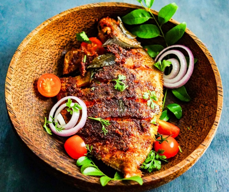 Kerala Fish Fry