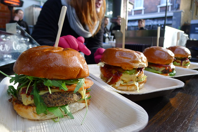 The Burger Co, Spitalfields Market