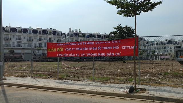 Bãi bỏ dự án xây dựng bãi xe tải đề nhằm bảo vệ cuộc sống của cư dân Center Hills