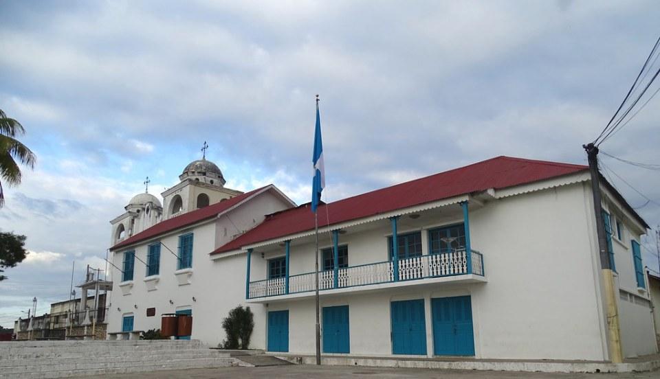 Ayuntamiento Flores Ciudad Guatemala 11