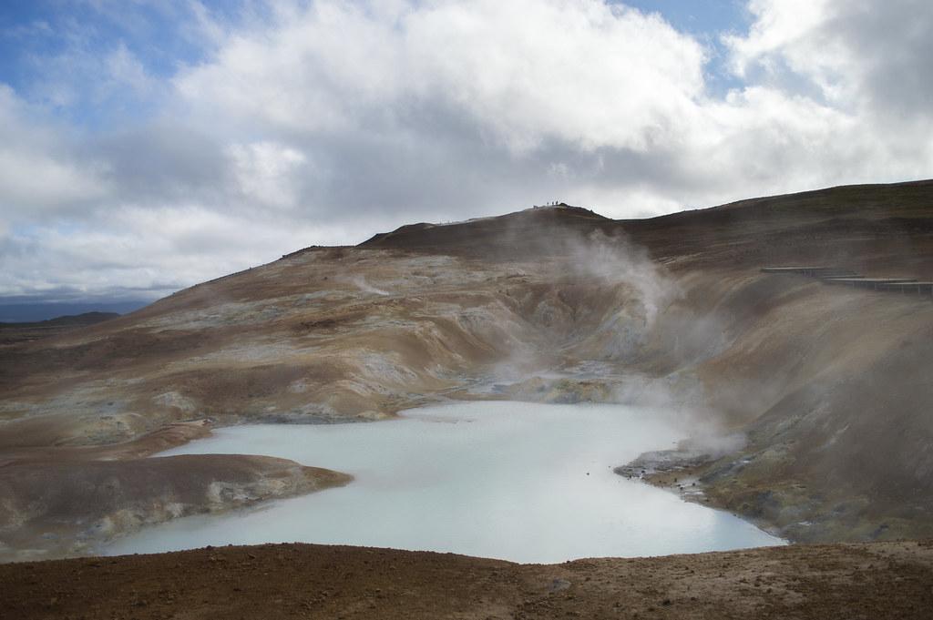 Krafla Iceland