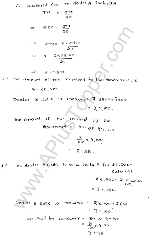ml-aggarwal-icse-solutions-for-class-10-maths-ch-1-value-added-tax-8