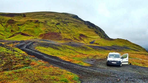 Along Iceland's Ring Road