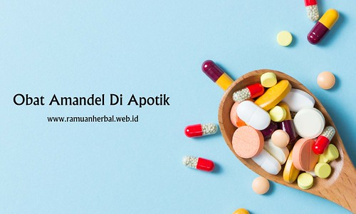 Obat Amandel Di Apotik