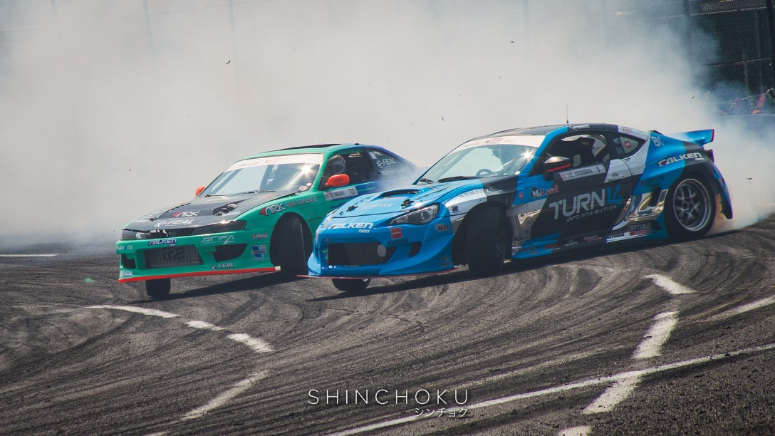 Formula Drift Seattle 2017