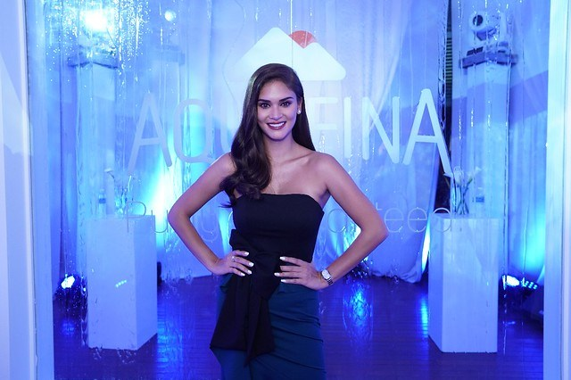 Pia Wurtzbach for Aquafina