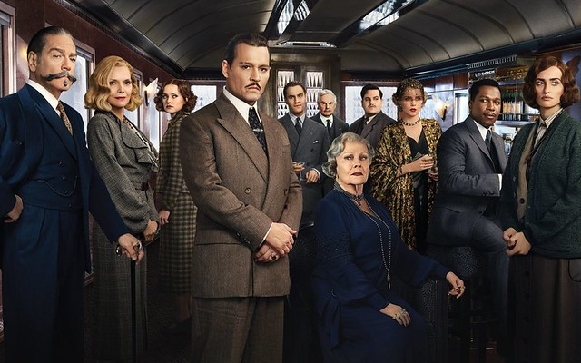 Murder on the Orient Express Still