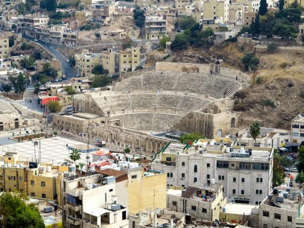 Anfiteatro en Ammán
