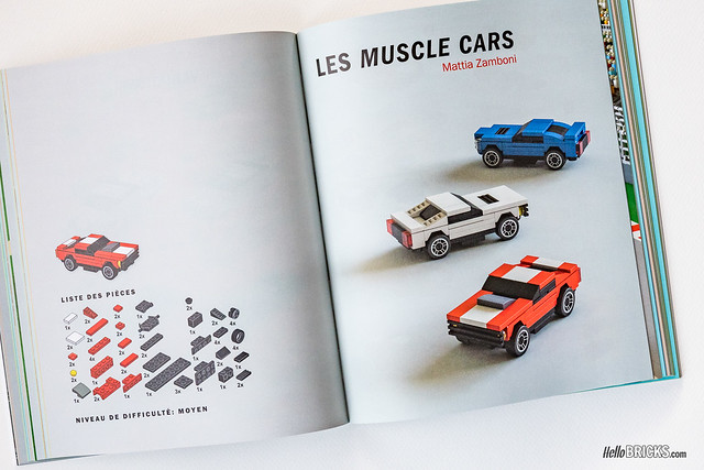 Livre LEGO - Le monde LEGO en mini 09