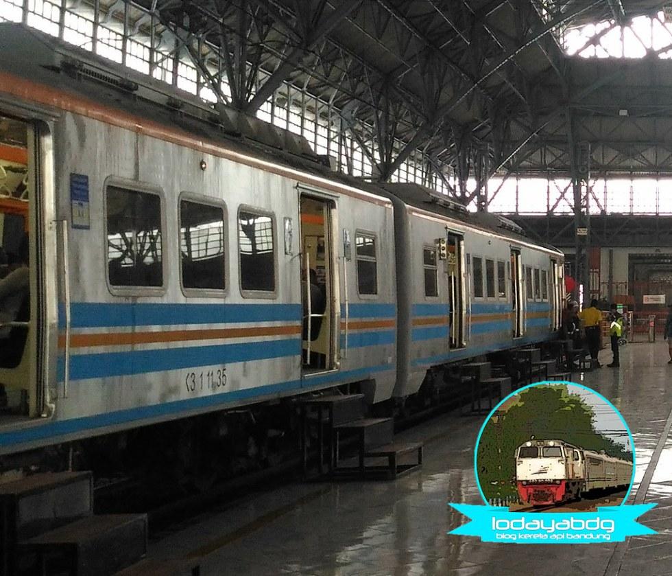 Review Sedikit Penomoran Gerbong Kereta Api Lodaya 2 5