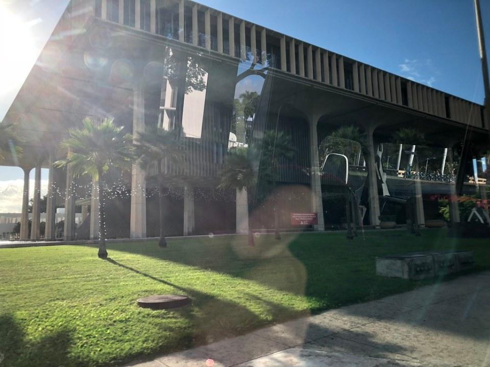 Honolulu Capitol Building