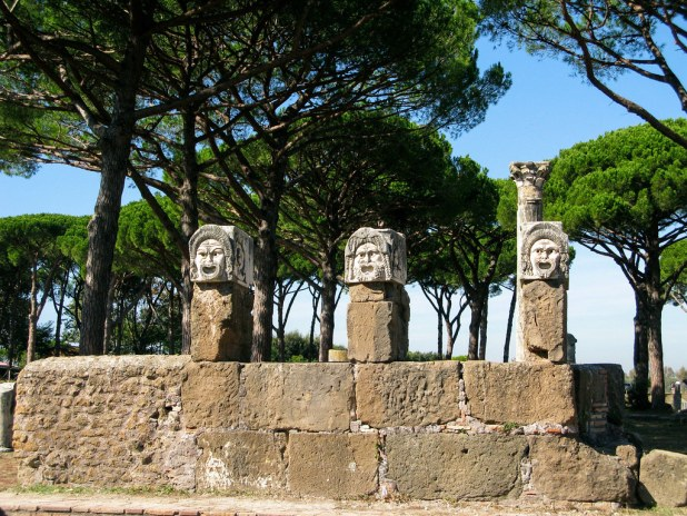 Visita a Ostia Antica