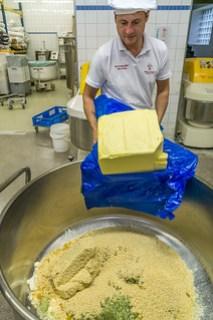 Ein Stück Butter…