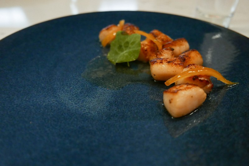 Nantucket Scallops, Meyer Lemon Brown Butter