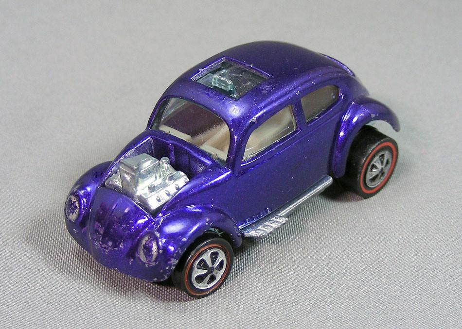 1968 redline hot wheels custom vw beetle. Black Bedroom Furniture Sets. Home Design Ideas