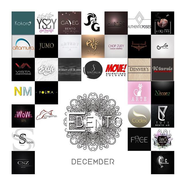 eBento - December
