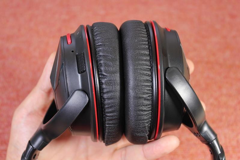 Bluetooth ヘッドフォン HD501 開封レビュー (18)