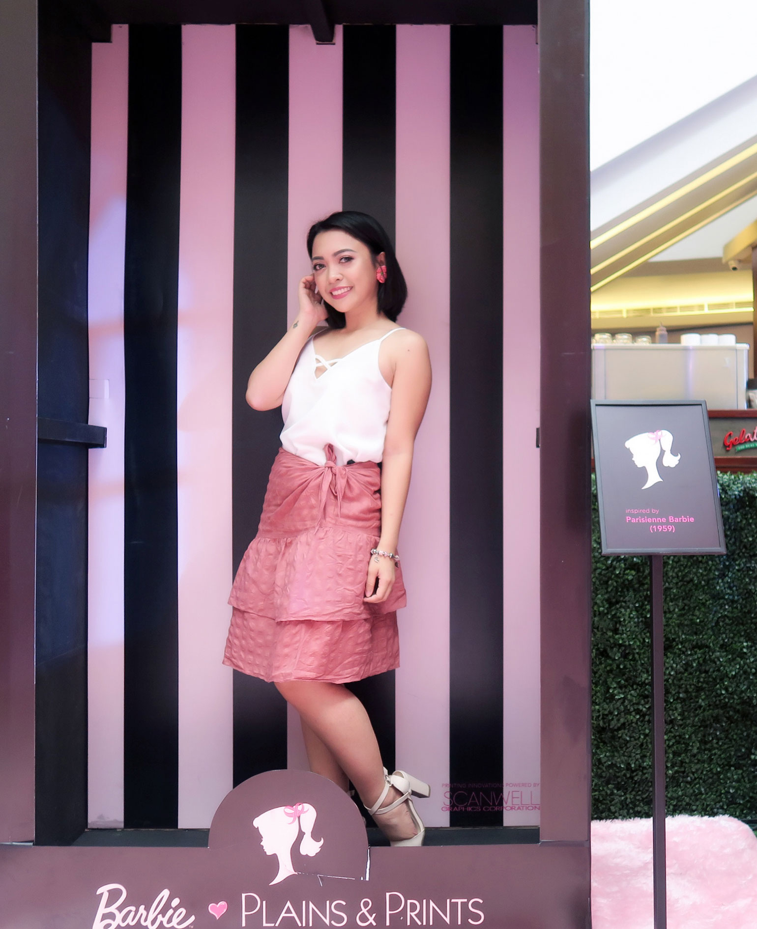 11 Plains and Prints x Barbie Collection - Gen-zel She Sings Beauty
