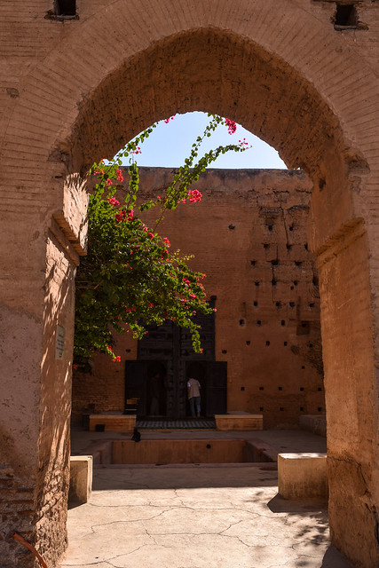 Entrance to the Sultan's Residence