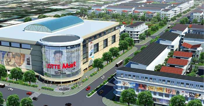 Siêu thị Lotte Mart