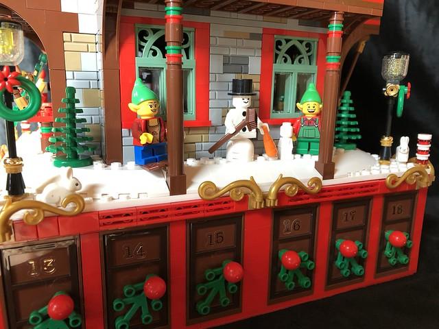 Day 3 Santa's Workshop at the North Pole