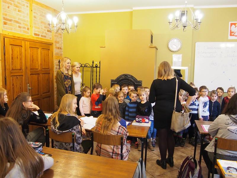 Przedszkolaki z Bartka w Regencie