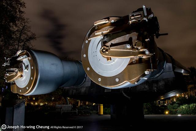 Imperial War Museum Guns