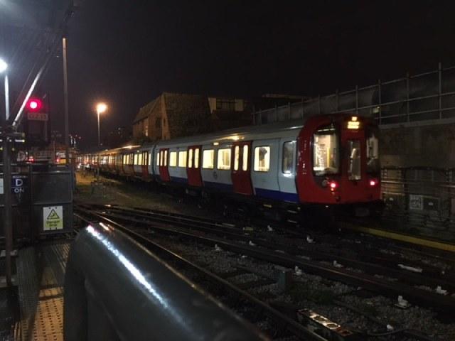 homophobic attacks on London underground