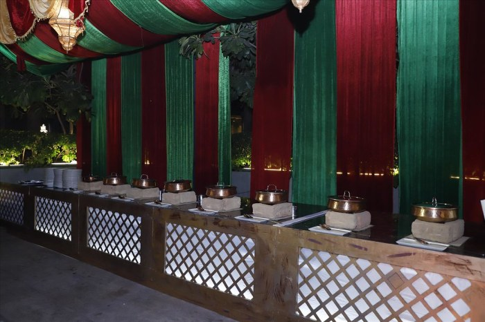 hungrynomads dine like a maharaja hyderabad food festival the leela ambience convention hotel delhi