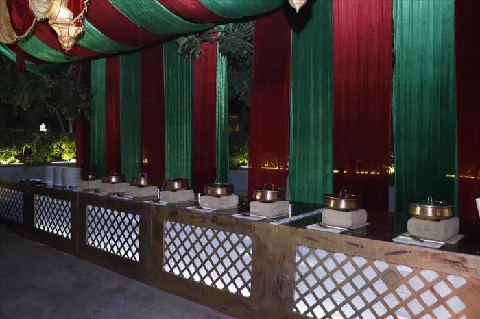 hungrynomads dine like a maharaja hyderabad food festival the leela ambience convention hotel delhi