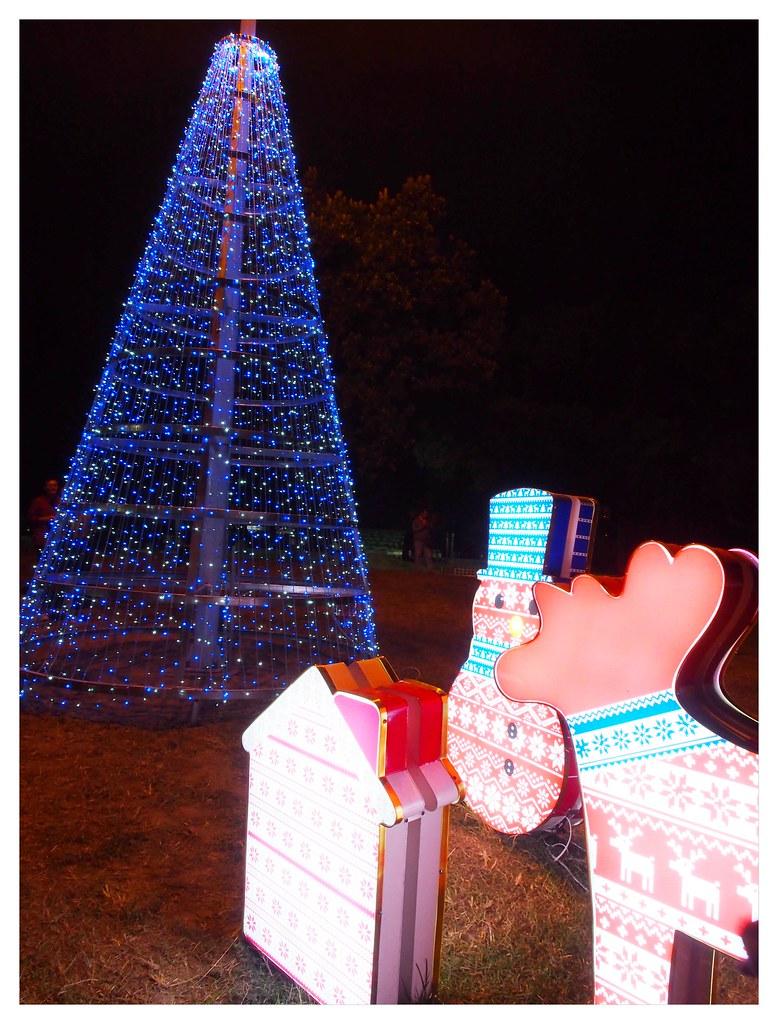 屏東公園,屏東景點,屏東聖誕節燈會,聖誕節 @薇樂莉 Love Viaggio | 旅行.生活.攝影