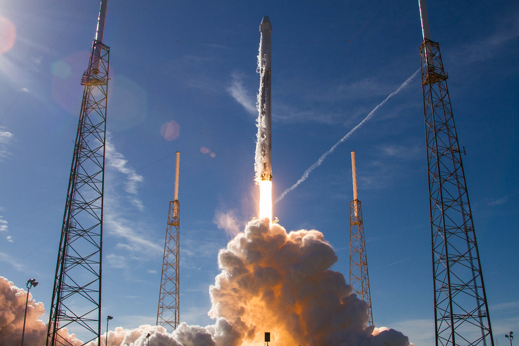 CRS-13 Mission