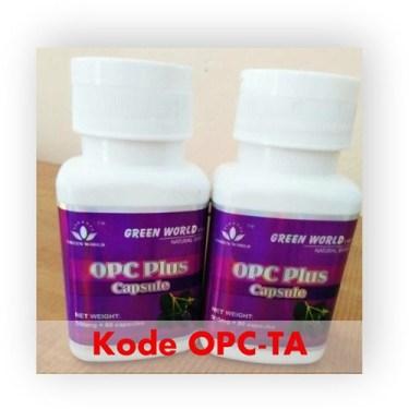 OPC Plus Capsule, Suplemen Herbal Untuk Kecantikan