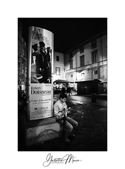 Street photography - Lucca