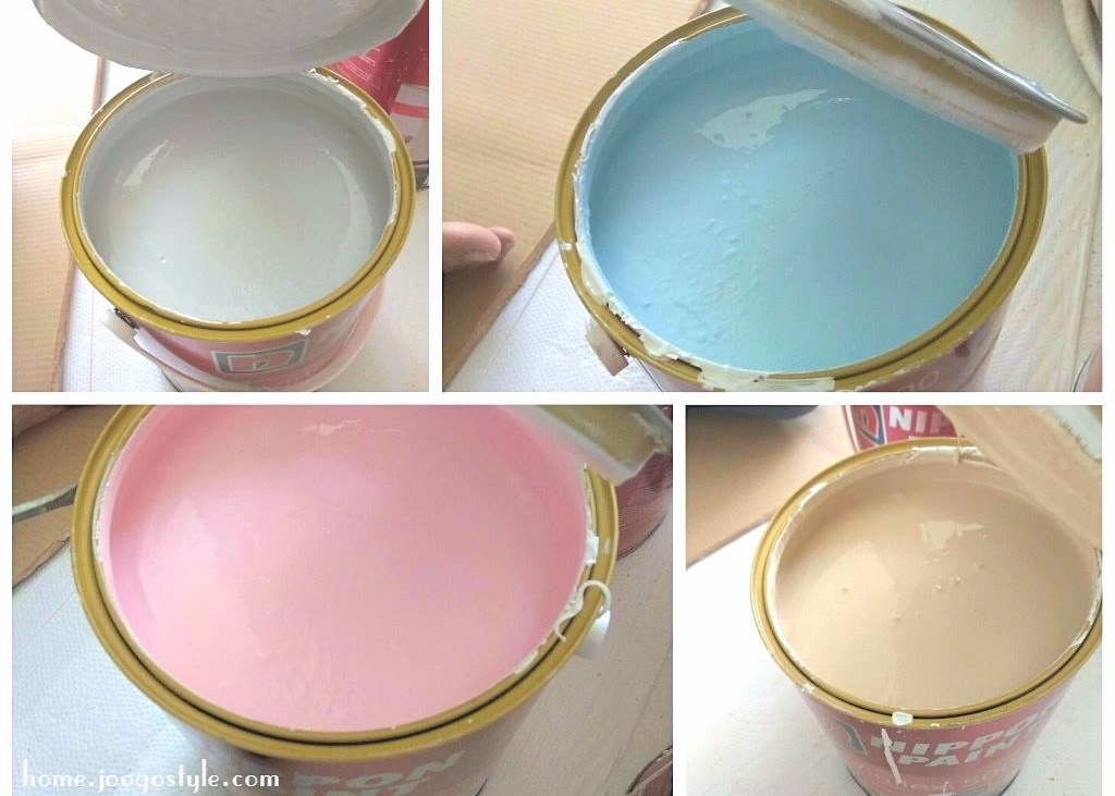 Nippon Paint Colours
