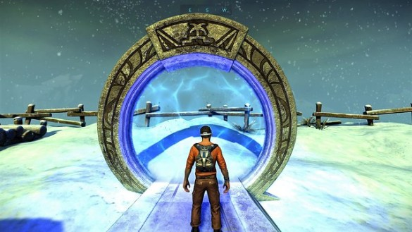 Outcast Second Contact - Star Gate