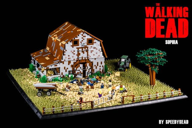 Lego The Walking Dead Archives The Brothers Brick The Brothers Brick