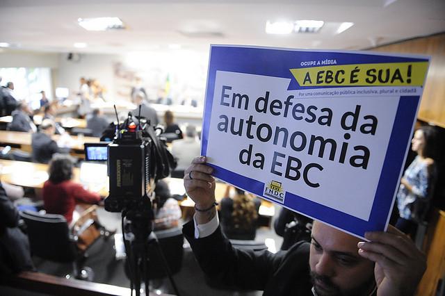 Novas regras da EBC ditam