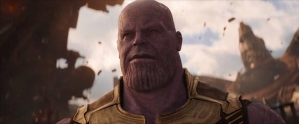 Marvel's Avenger Infinity War - Thanos