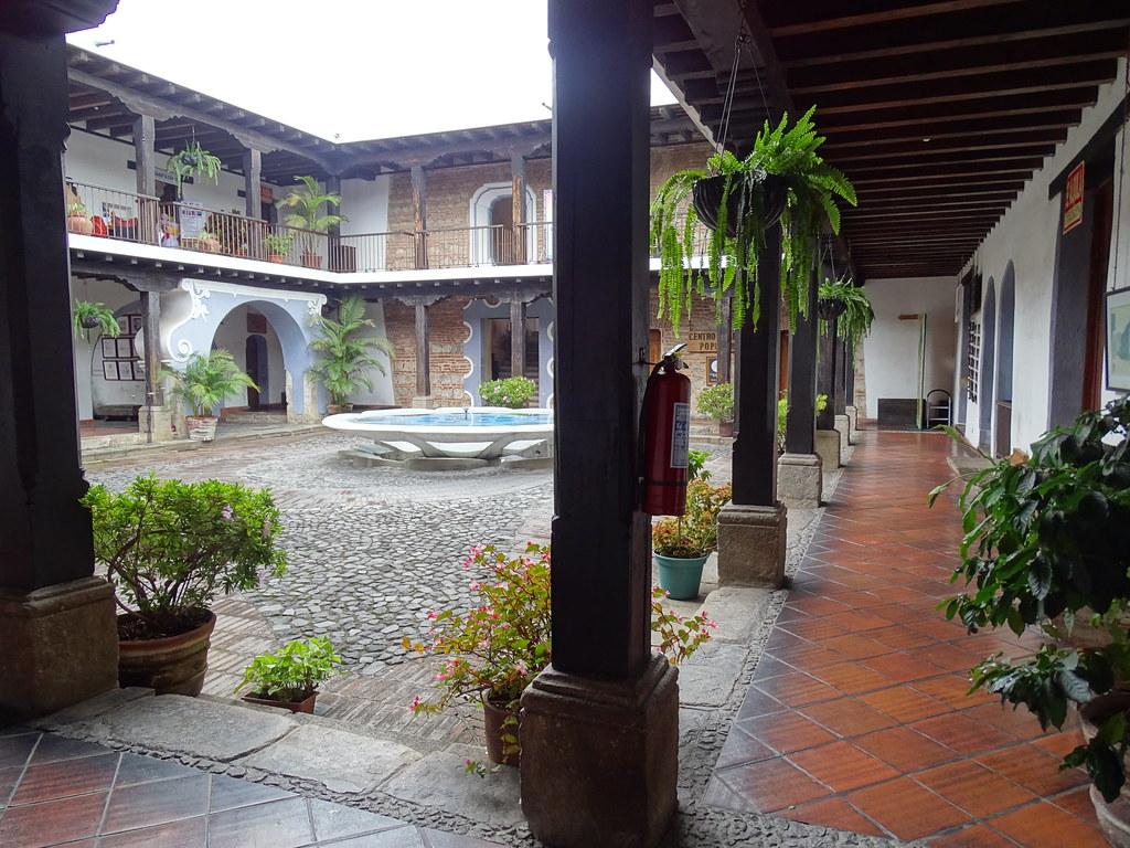 Antigua Casa El Jaulon Siglo XVI Guatemala 03
