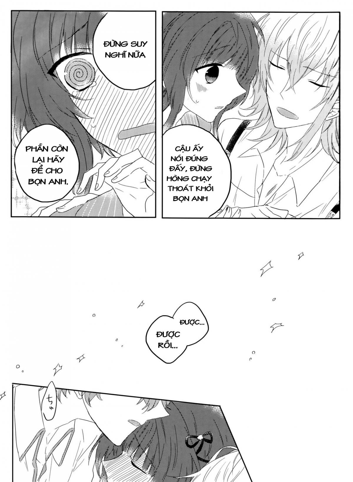Hình ảnh  in Truyện Hentai Không Che Yurari Oboreru Temptation