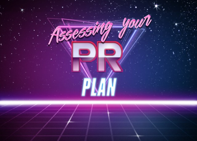 Assessing your PR plan