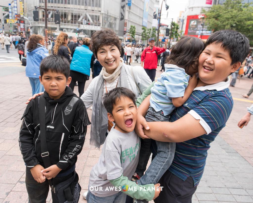Tokyo Family Fun