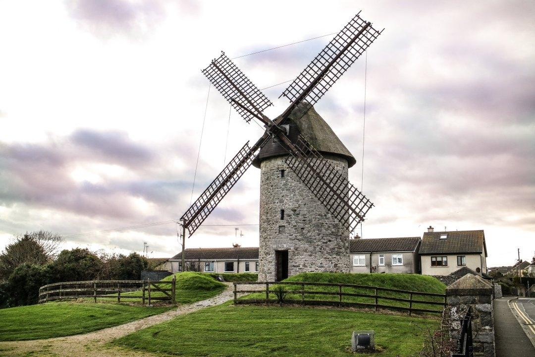 The Skerries Mills