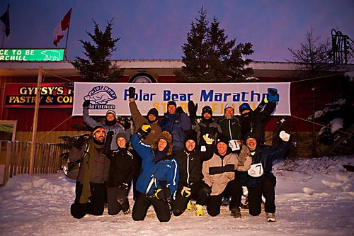 Polar Bear Marathon