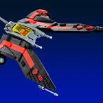 Aurek-Wing Fighter