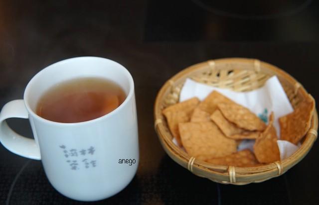 翰林茶館 つきだし