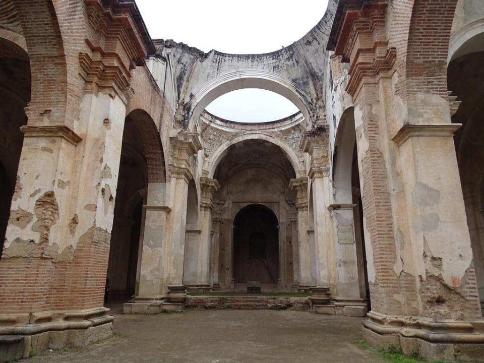 Antigua Catedral de San Jose Guatemala 02