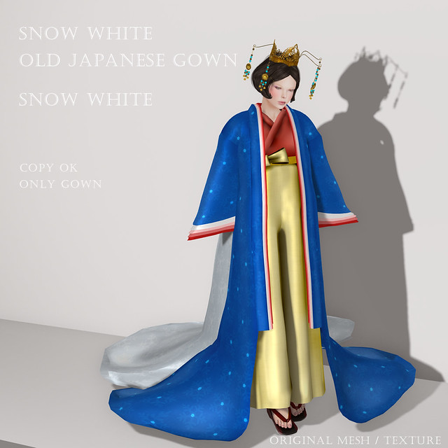*NAMINOKE*Snow White Gown